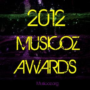 2012 Musicoz Awards; Sydney Opera House, Sydney, Australia